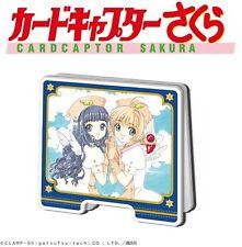 Canaria Cardcaptor Sakura Acrylic Memo Stand 02 Sakura Kinomoto Tomoyo Daidouji
