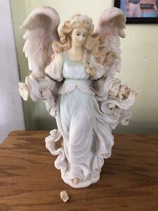 "Seraphim Classics ALYSSA Nature's Angel Roman 1995 Limited Edition 12"" #18264"