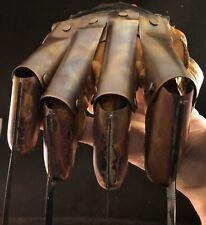 Freddy Krueger Glove Part 1 Hero 1984 Template With P210 Replicas Pre Order Prop