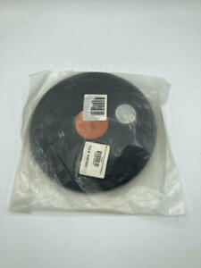 Offical Black Rubber Discus - 1.6K