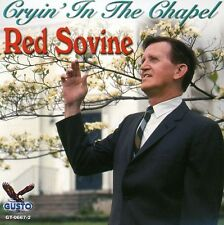 Red Sovine - Cryin in the Chapel [New CD]