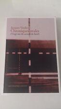 Jacques Verdier - Chroniques ovales : (Vingt ans de carnets de bord)