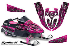 ARCTIC CAT SNO PRO 120 SNOWMOBILE SLED CREATORX GRAPHICS KIT WRAP DECALS SXP