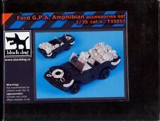 Blackdog Models 1/35 FORD G.P.A. AMPHIBIAN Resin Detail Set