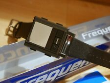 Rare Seiko 'Frequency' Drum Machine LCD/LED Watch. ***EXCELLENT CONDITION ***