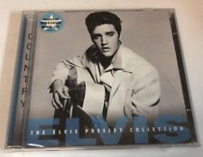 Country - The Elvis Presley Collection (CD, Oct-2000, 2 Discs) Sealed! Brand New