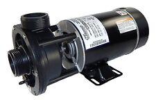 """3/4 HP 115V 2-Speed Waterway Spa Pump 1 1/2"""" Center Discharge  ~NEW~"""