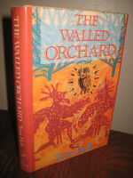 1st Edition The Walled Orchard 2 Tom Holt First Printing Fiction Novel