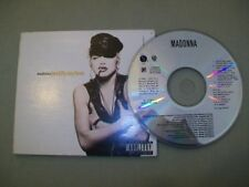 Madonna            ** CD SINGLE **            Justify My Love