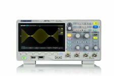 Siglent SDS1104X-E 4-Channel 100MHz Oscilloscope - Grey