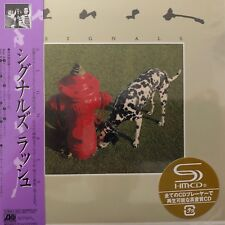 Signals by Rush (SHM-CD paper sleeve),2009, WPCR-13480 / Japan