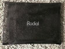 "Rodial BLACK MESH Make Up Pouch * 12"" x 8.5"" Flat"