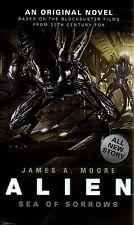 Alien   Sea Of Sorrows  James A Moore    Pbk NEW