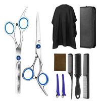 Kits de ciseaux de coupe de cheveux Set de ciseaux de coiffure Ciseaux à