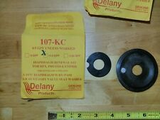 Delany 107-kc 1.6 GPF Diaphragm Renewal Kit w bypas for Rex,Presto for 1