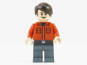 MINIFIGURE BIG BANG THEORY CUSTOM tipo LEGO SHELDON MOVIE NETFLIX