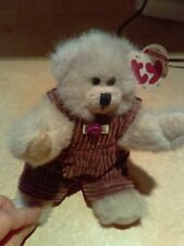 TY BEAR **ABBY** WITH TAGS