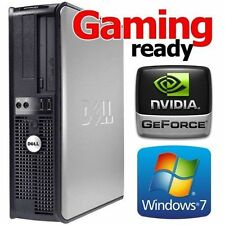 Custom 1GB HDMI NVIDIA Gaming Intel Quad Core 8GB 1TB WiFi Windows 7 PC Computer