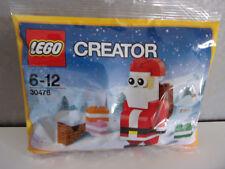 Lego Creator alegre Santa 30478 Polybag
