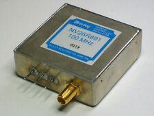 BLILEY crystal quartz efc oscillator 100 mhz time frequency standard NV26R891