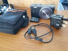 Panasonic LUMIX DMC-TZ60 18.1MP Digital Camera - Silver