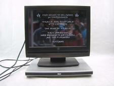 RCA Component Digital Video Disc DVD Player DRC233NS No Remote or Cords