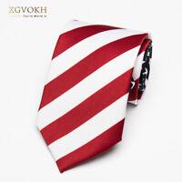 Necktie American/USA Tie Flag Print Women Ties Polyester Woven Men Wedding Tie
