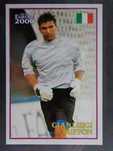 Merlin Europe 2000 - Gianluigi Buffon (Italy) European Superstars  #152
