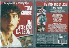 Un week-end da leoni (1983) DVD NUOVO Tom Cruise, John Stockwell, Shelley Lang