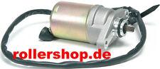 Anlasser Chinaroller, Baumarktroller 50ccm