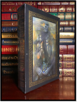 The Left Hand Of Darkness ✎SIGNED✎ URSULA K. LeGUIN Easton Press Leather Limited