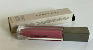 NEW! BURBERRY KISSES MOISTURIZING LIP GLOSS - ANTIQUE ROSE