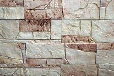 *Bulgarian Shale* Set 8 Molds Stone VENEER for Concrete Plaster Wall Stone Tiles