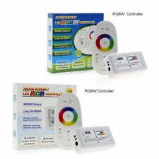 2.4G LED RGB Controlador red, green, Azul y Blanco de la pantalla táctil de frecuencia de radio control remoto para red, green, Azul y Blanco LED Tira