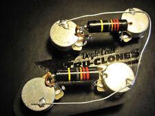 Doyle Coils TRU-CLONES Holy Grail '59 Les Paul Harness w/Real Bumblebee PIO Caps