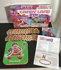 Candy Land DVD Game (100% Complete)