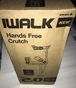 Brand New iWalk 2.0 Hands Free Crutch