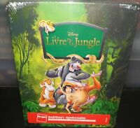 [Blu-ray] Disney Le livre de la jungle Steelbook - NEUF SOUS BLISTER
