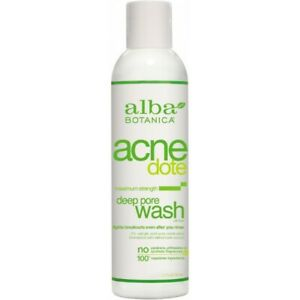 Alba Botanica Acne Dote Deep Pore Wash 177ml