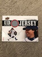2010 Upper Deck UD Game Jersey #MO Magglio Ordonez Jersey