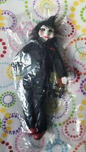 "Neca Saw Plush Doll 9"" inch Billy Jigsaw 2004 Sealed with Tag Best Price Here!!!"