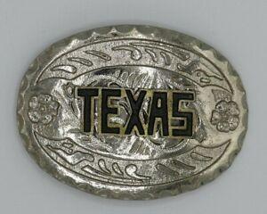 "Texas Belt Buckle 4"" x 2.75"""