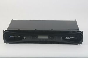 Crown XLSW 1502 Power Amplifier XLS DriveCore™ 2 Series LCD Display