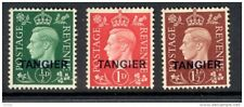 TANGIER, 1937 complete set very fine MM, cat £32 (D)
