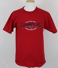 Lee Sport Men's T Shirt Tampa Bay Buccaneers Embroidered Sz M Super Bowl XXXVII