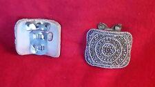 Antique Victorian  shoe buckles (pair)