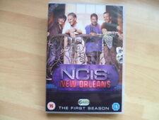 NCIS NEW ORLEANS first complete season Region 2 dvd's box set