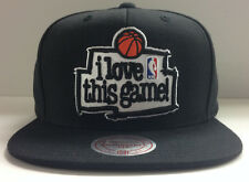 I Love This Game! NBA 1998 All Star Game Mitchell & Ness Cap Snapback Hat 98 ASG