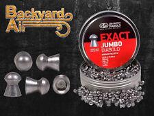 JSB Diabolo Exact Jumbo .22 Cal, 15.89gr, Domed, 500ct Pellet Tin