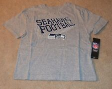 Seattle Seahawks Dimensional Tee Boys Size Large 7 / 6X NEW NFL